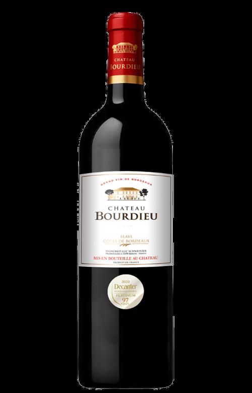 2019 Château Bourdieu Blaye Côtes de Bordeaux